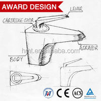 High Quality Brass Faucet by Professional Design & Manufacture