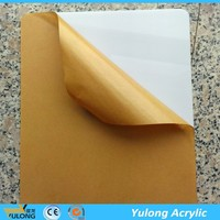 white thermoforming cast acrylic sheet