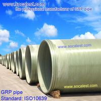 FRP Sewage Water Pipe ISO106039