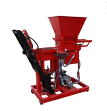 HBY2-15 Interlocking Soil+Cement Brick Block Making Machine Clay Compression Molding Machine