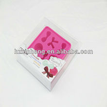 Easy Taking Out Frozen Smiles Ice Tray With Cover Teeth Food Safe