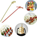 ancheng factory food grade disposable bamboo barbecue sticks