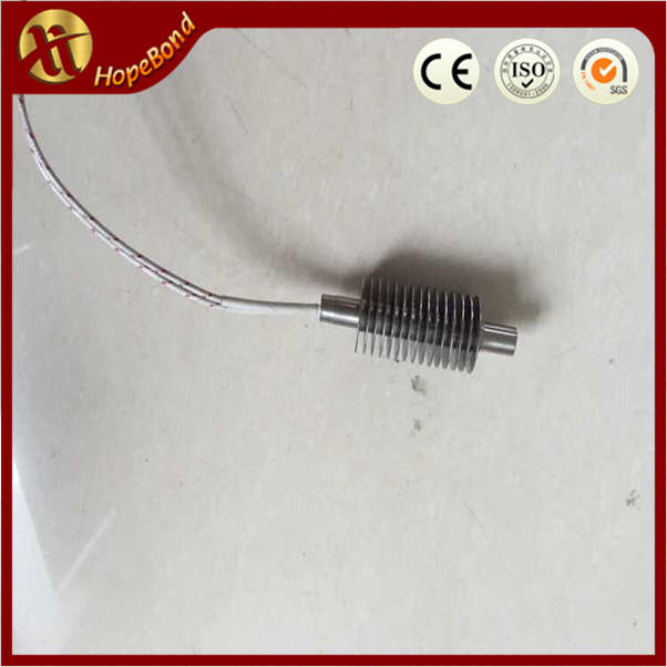 Electric Resistance Rod Cartridge Heater with fin