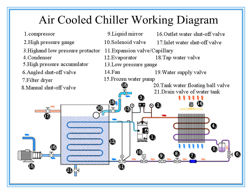 Expansion Valve Carrier Chiller Air Cooled 60243740256 on centrifugal switch diagram
