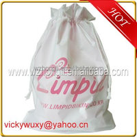 Customized swimsuit waterproof bag with drawstring
