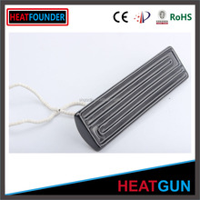 220V CERAMIC BAND HEATER ELECTRIC FOOT HEATING PAD MAKE ELECTRIC HEATING PAD