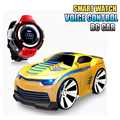 Newest manual control&voice control smart watch rc car