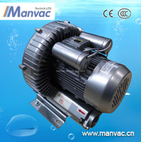 China wholesale 220v Electric Blower 400W 80m3/h Regenerative Blower For Fish Pond