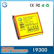 China Dropship Company Super Long Life gb t18287 200 Mobile Phone Battery For Samsung S3