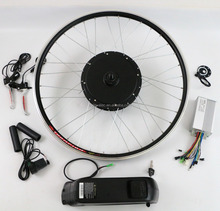 48v 750w brushless bicycle motor/electric bicycle hub motor kit with battery /48v 750w electric bicycle conversion kit