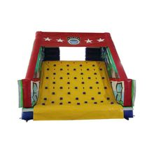 High quality police kids inflatable obstacle sport game,inflatable climbing games