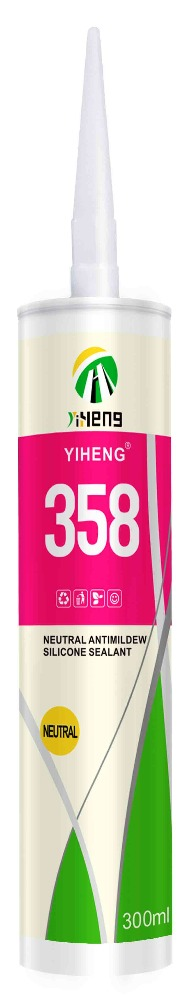 YIHENG 358 NEUTRAL ANTIMILDEW SILICONE SEALANT