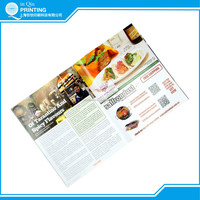 Chinese top class experienced company print magazine