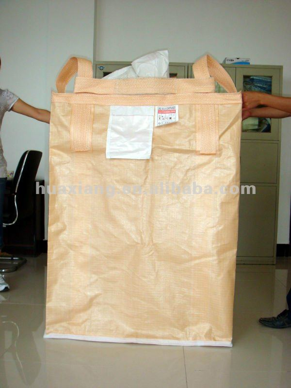 Half Ton PP Jumbo Bag for Ore, Steel Powder gc07