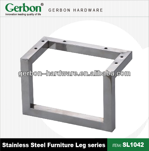 Stainless Steel Furniture Leveling Feet