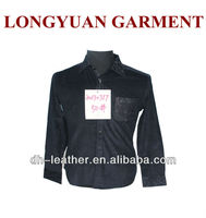 long sleeve fashion shirts for men italian style design
