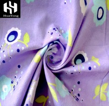 80% cotton 20% polyester printed flannel cloth from china