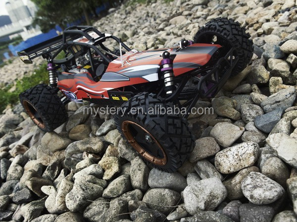 YAMA Buggy 1/5 Scale 26CC/30CC Gas Powerfull Engine 2WD Shaft-Driven 2.4Ghz Radio System RC CAR