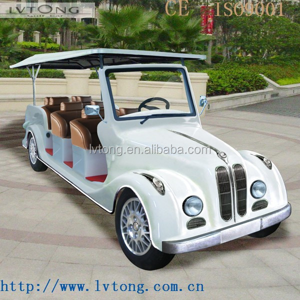 Cheap 8 seaters electric golf cart Classic Car