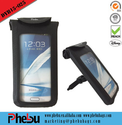 Eco-Friendly TPU Waterproof Cellphone Bags(DYB15-025)