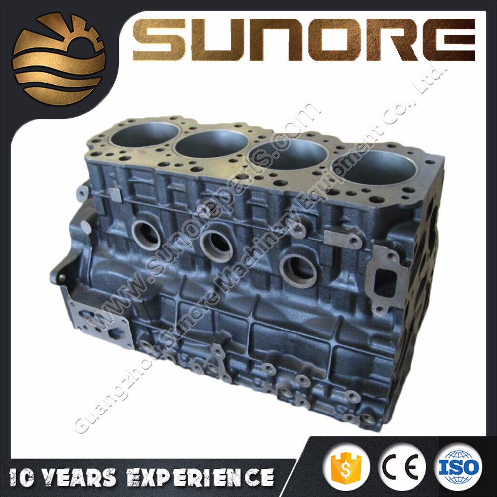 China Supplier ZAX230 Excavator 4HK1 Diesel Engine Block 4HK1 Cylinder Block 8-98046721-0