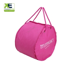Grocery Round Library Pp Non Woven Sack Bag Design Supplier Wholesale