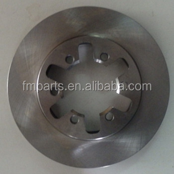 Car spare parts about brake system of brake rotor 40206-01G00