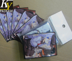 wholesale custom trading pokemon card sleeves with high quality