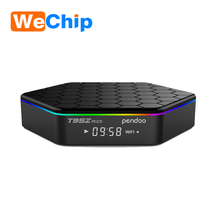 2017 New Hot Selling WECHIP T95Z Plus Amlogic S912 TV Box Octa Core 4GB RAM 16GB ROM Android TV Box