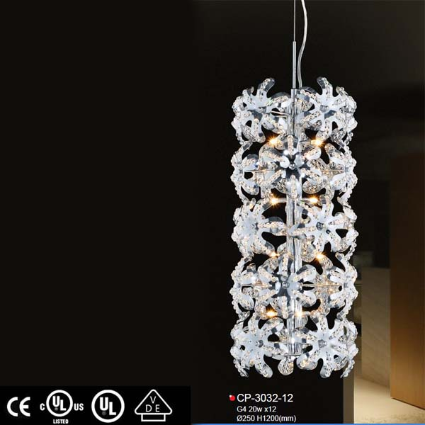 decoration wedding banquet hall chandelier light