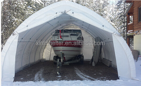 Pvc Boat Shelter : Suihe limited dome shelter pvc boat awning buy