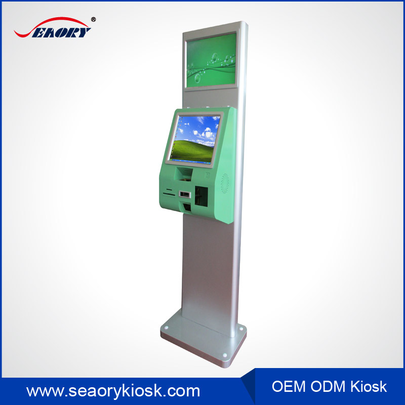 vending machine business card