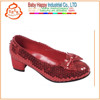 Hot Pink Children Sequin Fashion Shoes