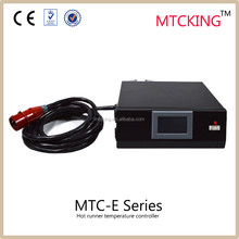 Precision touch hot runner Temperature Controller with MTC-E-8 zone Series