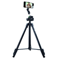 "KINGJUE Professional Photographer Beginner Gift 58"" tripod smart phone tripod at good price VT-930"