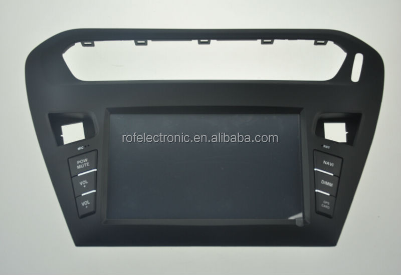 Car Radio DVD Player For CITROEN ELYSEE with GPS/Bluetooth