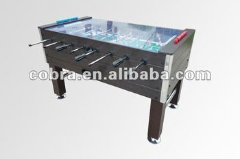 Table de soccer exterieur et de luxe ou une table de baby for Table exterieur luxe