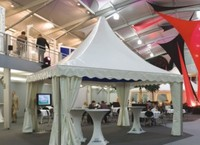 Luxury high peak up marquees Wedding tent for sale