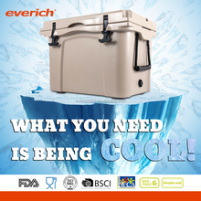 Everich Cooler Box Rotomolded Coolers With Wheels And Bottle Opener