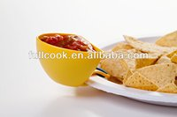 Set of 2 Mini Side Condiment Dip Bowls