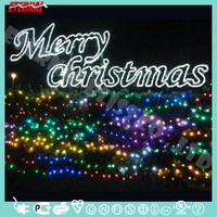 outdoor street design star motif christmas led decoration light