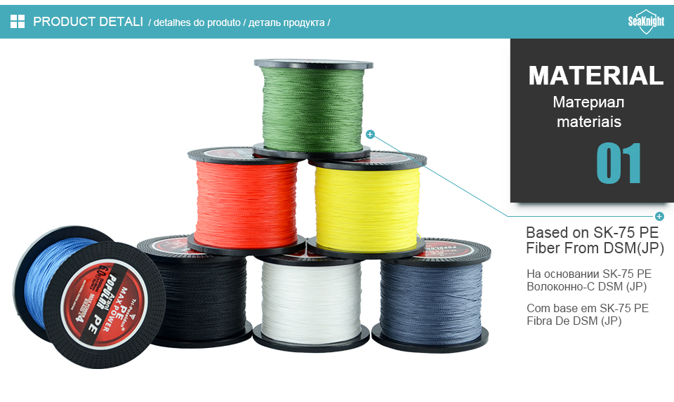 Wholesale china multifilament braided fishing line buy for Where to buy fishing line