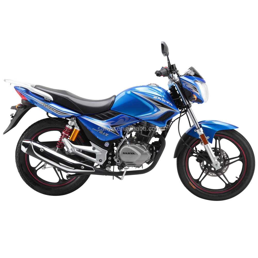 Racing motorcycles 150cc street bike hot selling motor