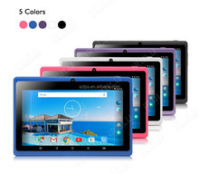 android 7.0 tablet pc 7 inch cheap hot sale wifi tablet