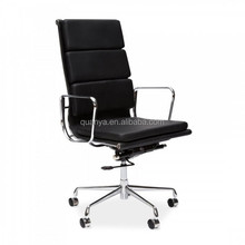 revolving bright high back meeting chairs office staff chairs