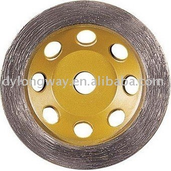 diamond continuous grinding wheel