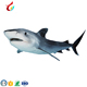 Life Size Artificial Animatronic Animal Shark for Sale