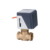 Automatic Motorized Ball Valve with FCU room thermostats for central air conditioner