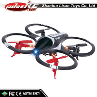 Toylab Latest product 2.4G 4ch rc drone helicopter