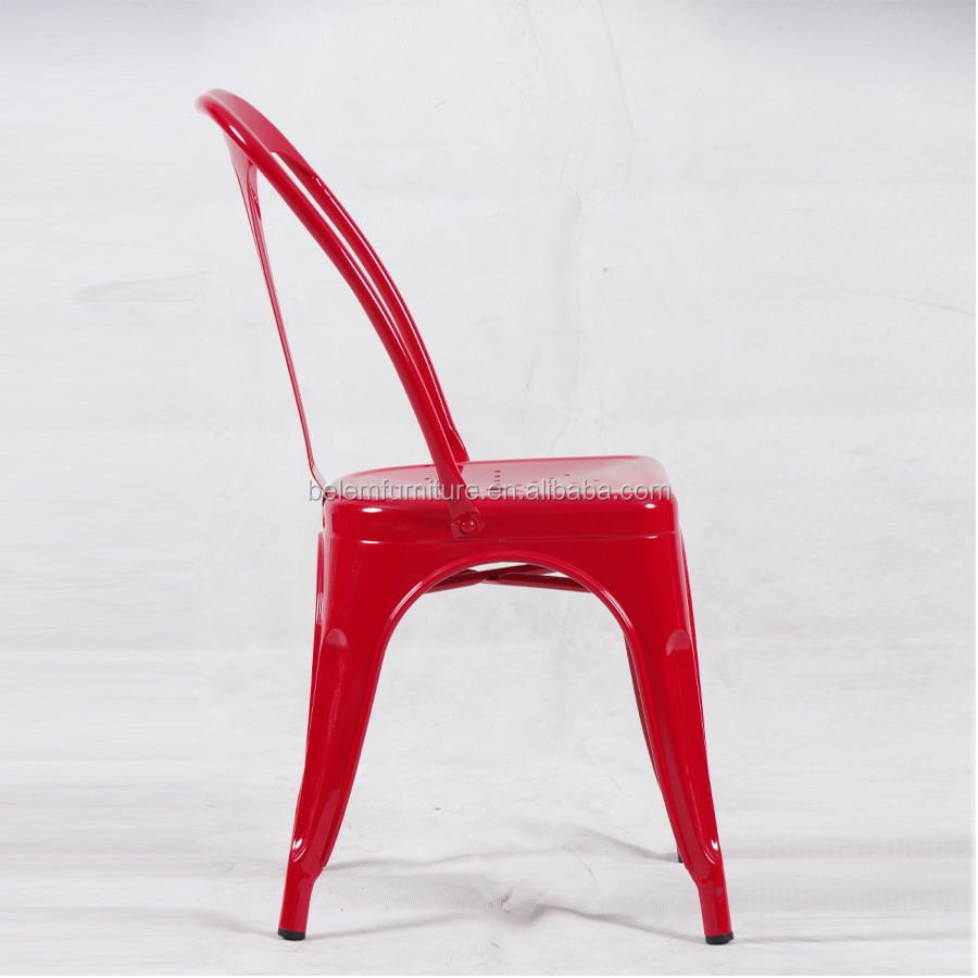 Vintage metal chair industrial chair vintage chair BL-9101